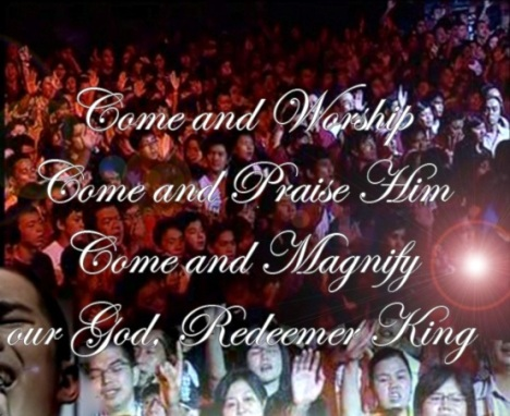 comeandworship